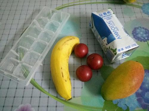 酸奶水果棒