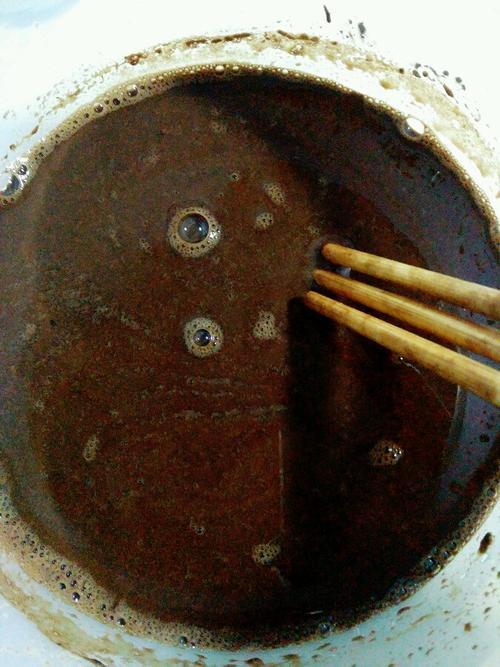 广式蜜奶凉粉