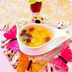 红枣莲子美容汤