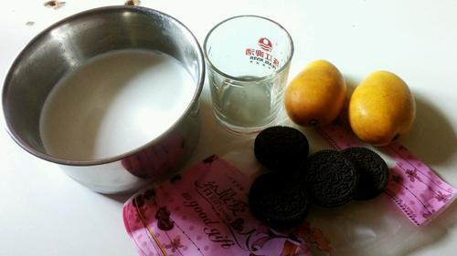 酸奶芒果木糠杯