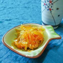 蜂蜜柚子酱