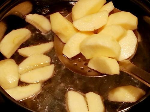 自制苹果罐头