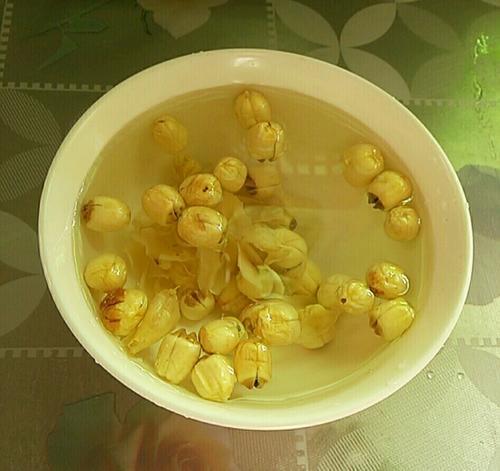百合莲子汤